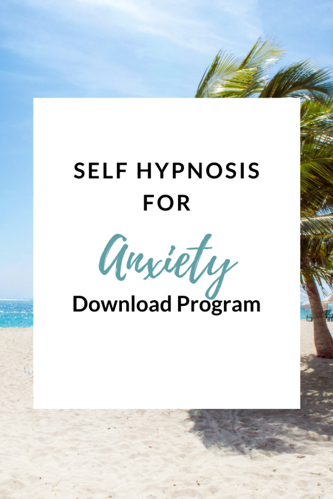 guided meditation anxiety self hypnosis program
