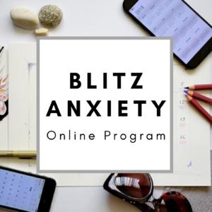 stop anxiety online program