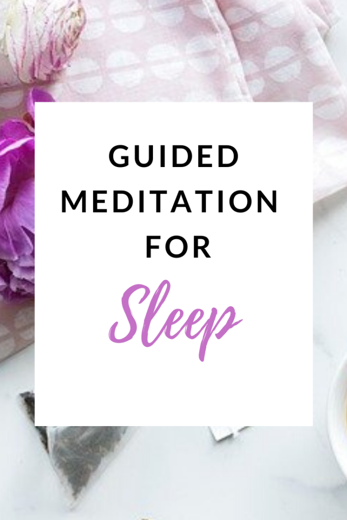 guided meditation for sleep self hypnosis
