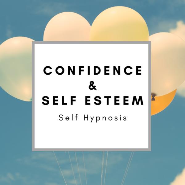 Self Hypnosis for Confidence & Self-Esteem