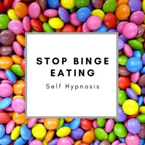 self hypnosis stop binge eating disorder