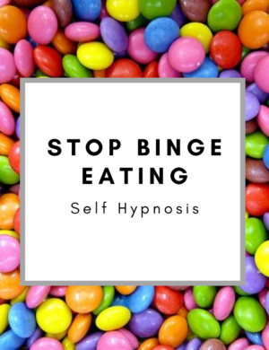 self hypnosis stop binge eating disorder