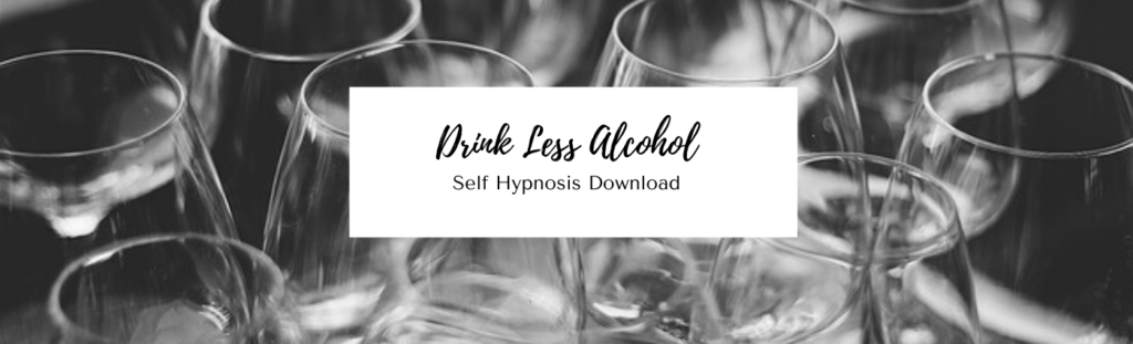 self hypnosis to drink less alcohol