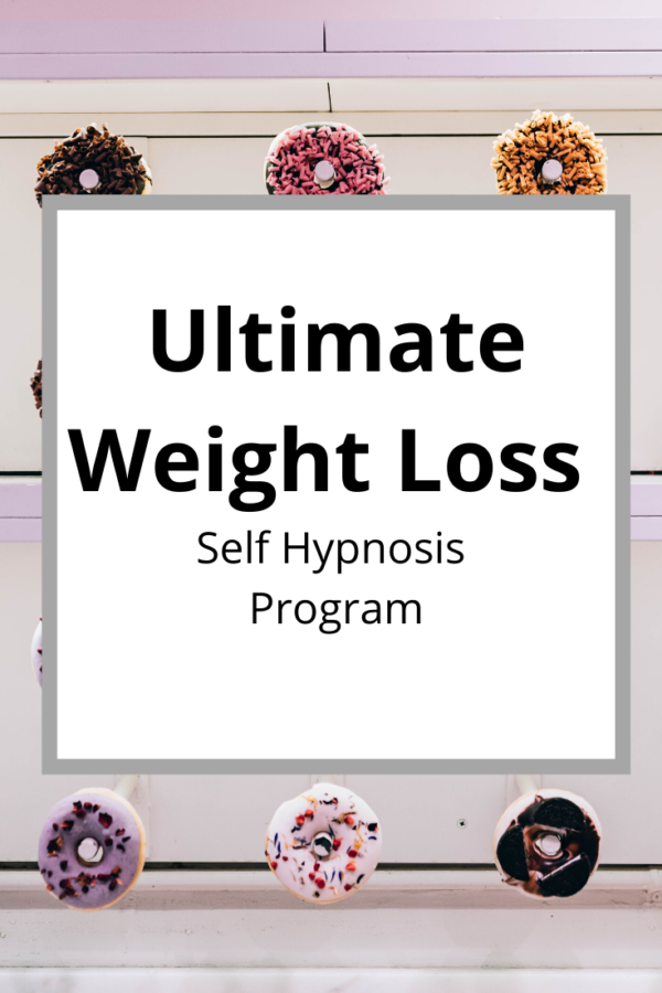 ultimate weight loss self hypnosis program