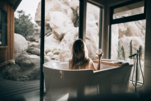 how to practice self-care at home
