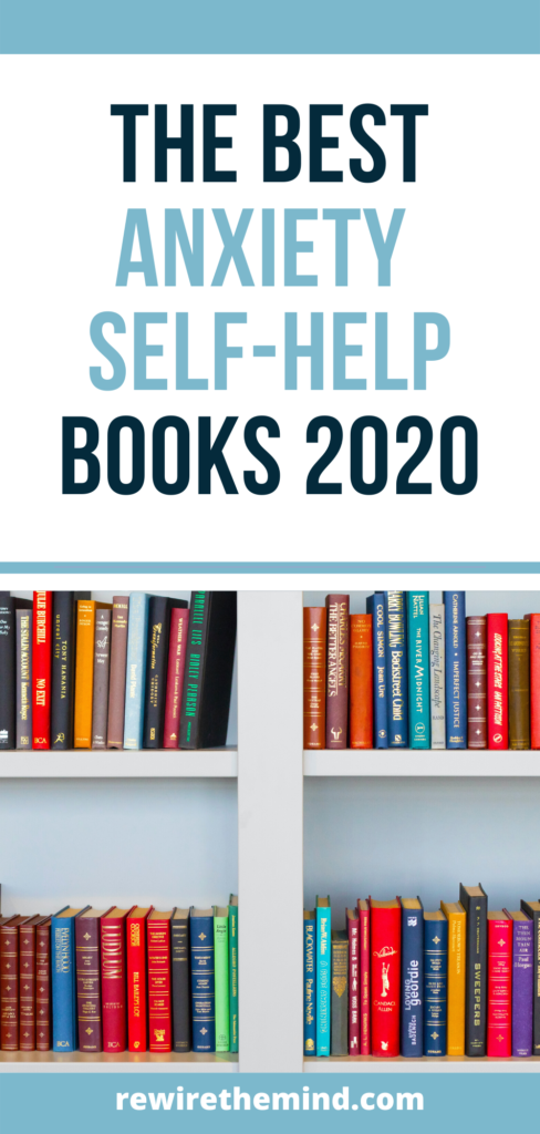 the best anxiety self help books 2020