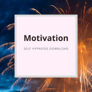 Self-Hypnosis for Motivation
