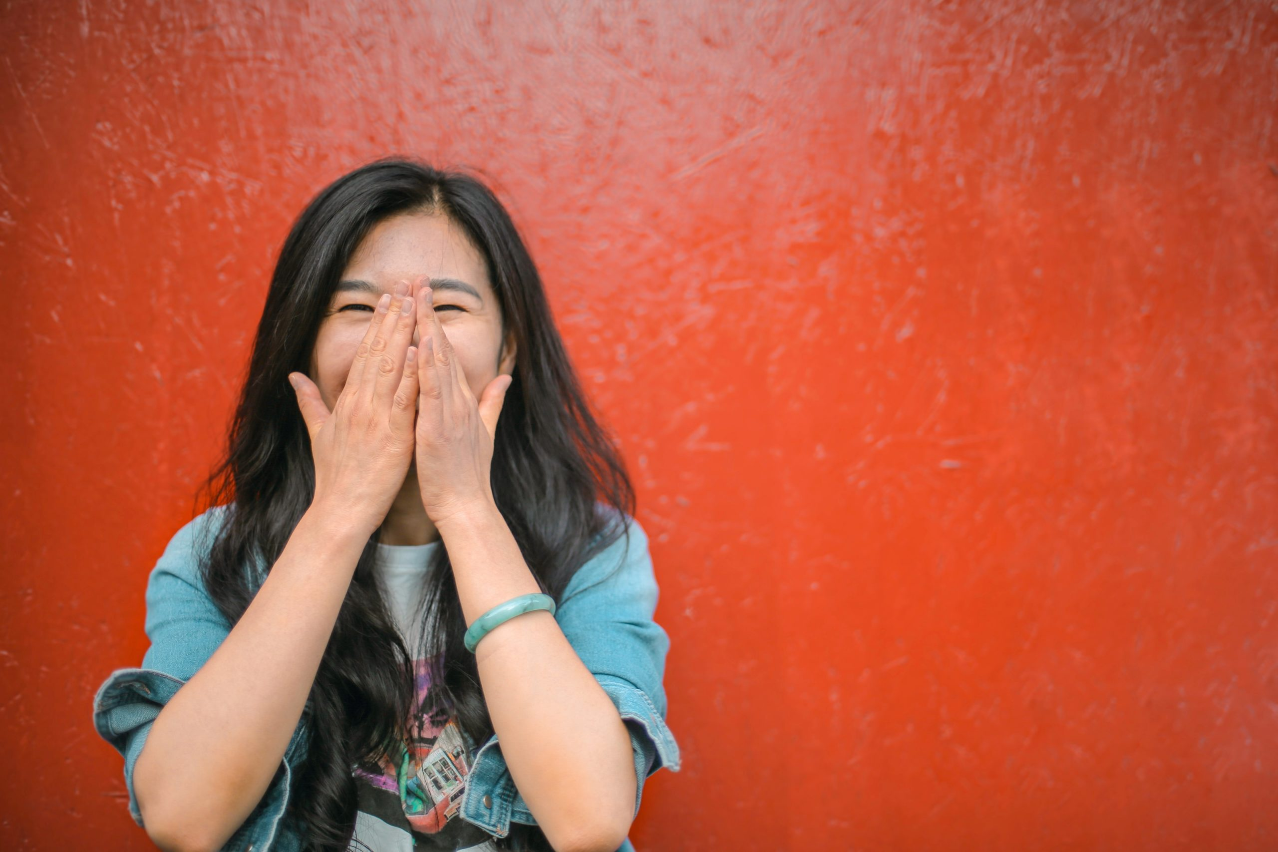 How to Stop Nervous Laughter