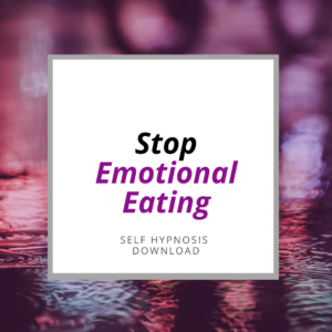 self-hypnosis emotional eating