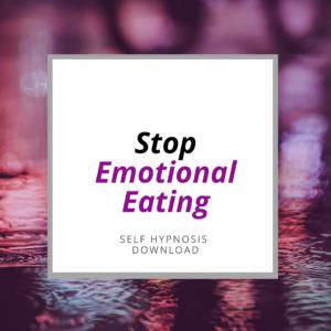 self hypnosis emotional eating
