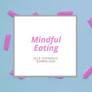 self-hypnosis mindful eating