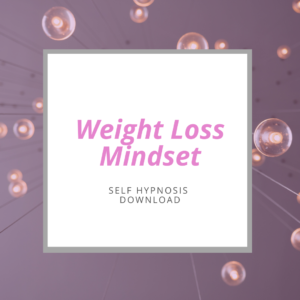 self-hypnosis weight loss mindset