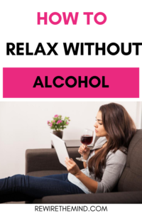 how to relax without alcohol