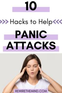 panic attack hacks