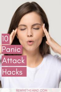 panic attack tips