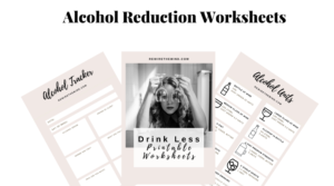 alcohol reduction worksheets