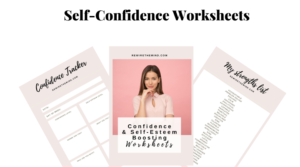 self-confidence worksheets