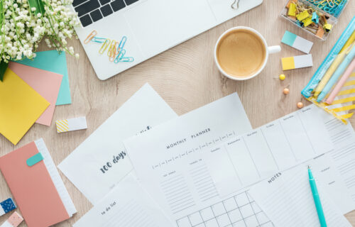the best planners for busy moms