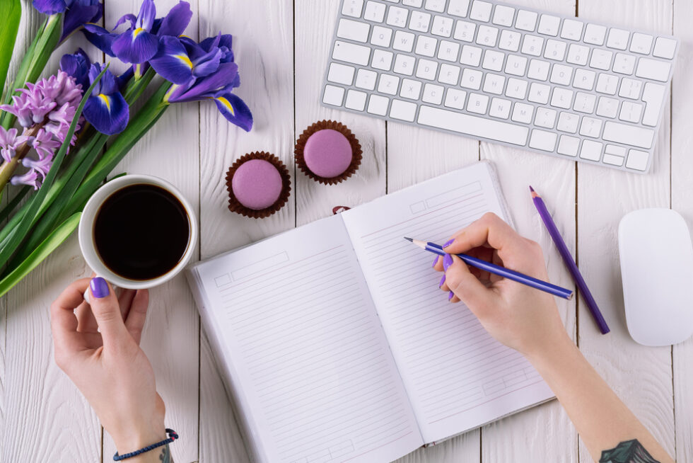 How to manifest something by writing it down