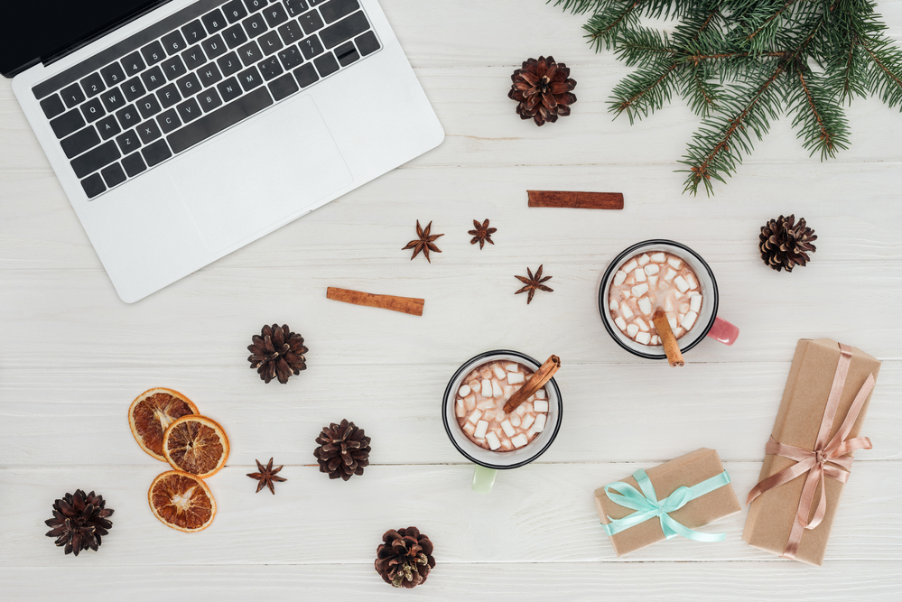 12 Days of Christmas Self-Care
