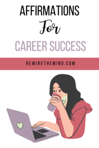 affirmations for career success